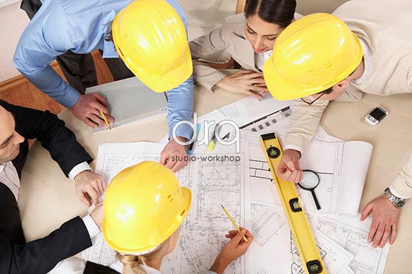 xây dựng cơ bản, thi công nhà trọn gói